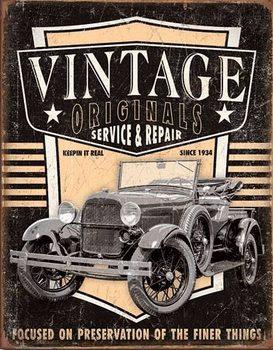 Vintage Originals - Pickup Panneau Mural