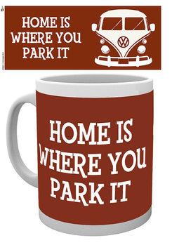Cup VW Camper - Home