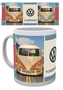 Cup VW Volkswagen Beetle - Grid