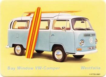 VW Volkswagen Camper Magnet
