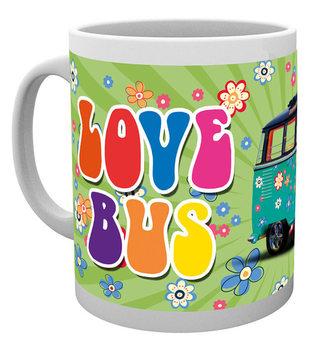Cup VW Volkswagen Camper - Love Bus