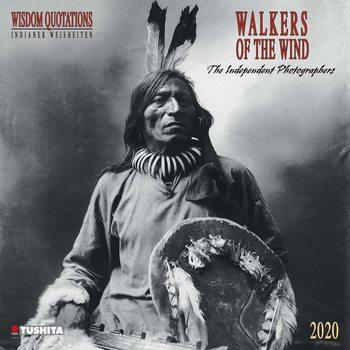 Calendar 2021 Walkers of the Wind
