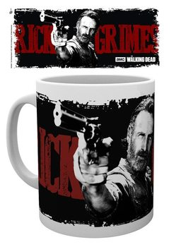 Mug Walking Dead - Rick Graphic