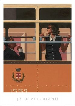 Jack Vettriano - The Look Of Love Art Print
