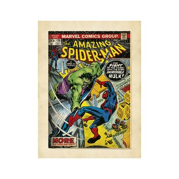 Marvel Comics - Spiderman Art Print