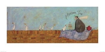 Sam Toft - Afternoon Tea Art Print
