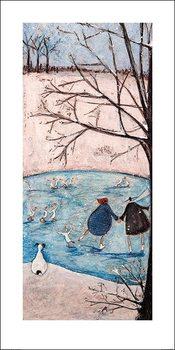 Sam Toft - Winter Art Print