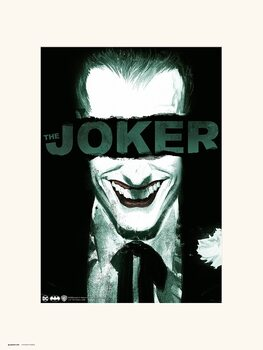 The Joker - Smile Art Print