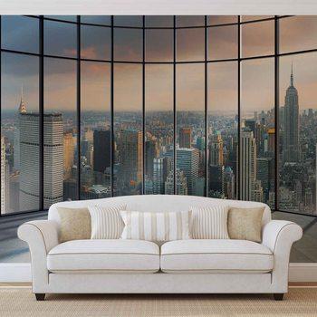 Afficher la ville de New York Poster Mural