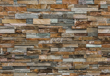 Colorful Stone Poster Mural