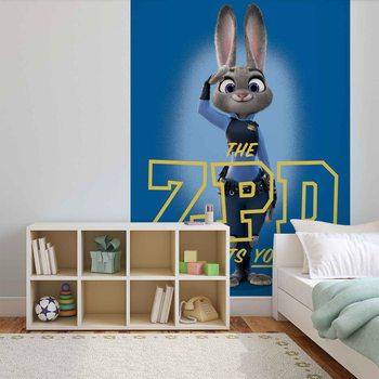 Disney Zootopia Poster Mural