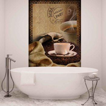 Grains de café Poster Mural