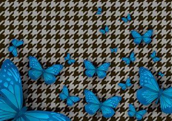 Papillons Poster Mural