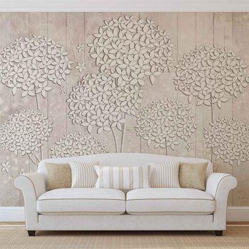 Pattern Flowers Poster Mural