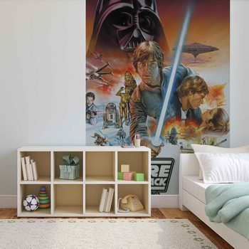 Star Wars Empire Strikes Back Poster Mural