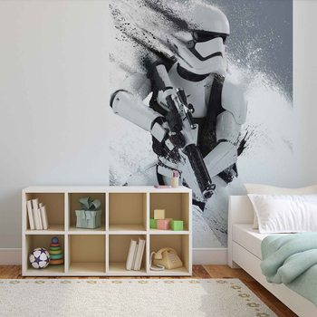 Star Wars Force Awakens Poster Mural