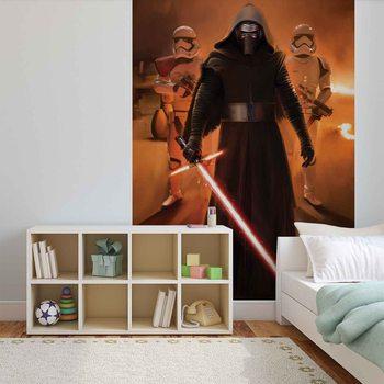 Star Wars Force Awakens Poster Mural