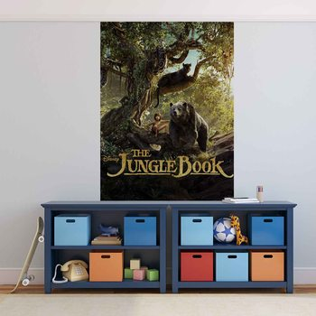 The Jungle Book Poster Mural