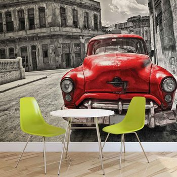 Voiture ancienne Poster Mural
