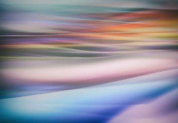 Abstract Lights Wallpaper Mural
