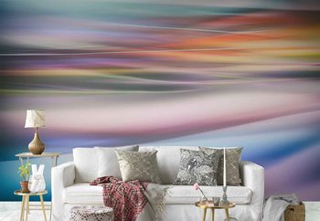 Abstract Lights Wallpaper Mural