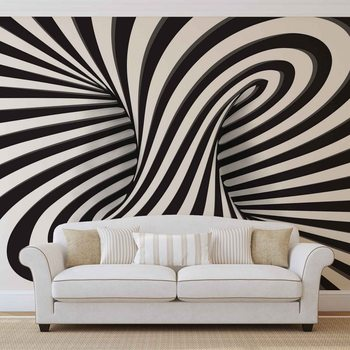 Black and white wallpaper murals buy online at europosters - Poster giganti per camere da letto ...