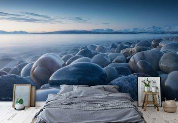 An Ocean Of Time Wallpaper Mural