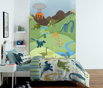 Animal Planet - Dinosaur Wallpaper Mural