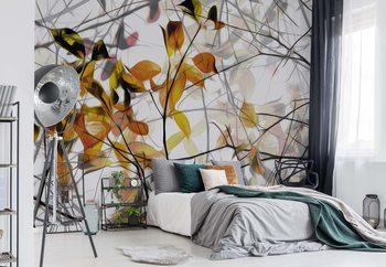 Autumn Song Wallpaper Mural