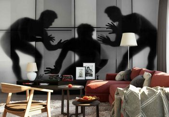 Body Language Wallpaper Mural