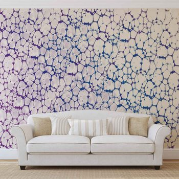 Bubbles Abstract Wallpaper Mural