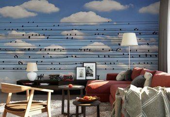 Cantus Arcticus, Concerto For Birds Wallpaper Mural
