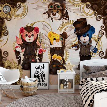 Care Bears Wallpaper Mural