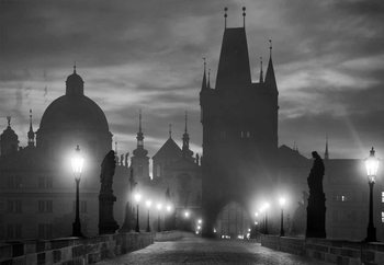 Charles Bridge Wallpaper Mural