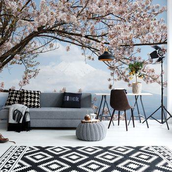 Cherry Blossom Tree Wallpaper Mural