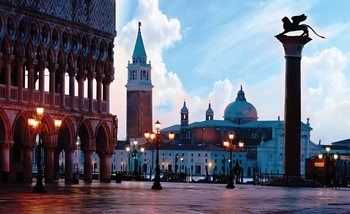 City Venice San Marco Wallpaper Mural