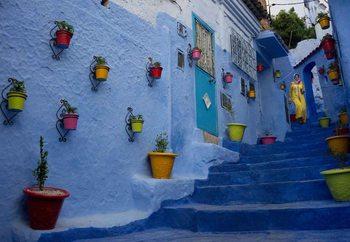 Color In Morocco Wallpaper Mural