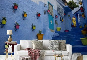 Color In Morocco Wallpaper Mural