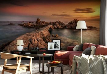 Costa Brava Wallpaper Mural