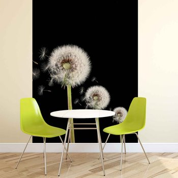 Dandelion Wallpaper Mural