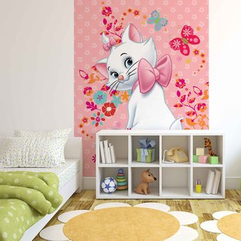 Disney Aristocats Marie Wallpaper Mural