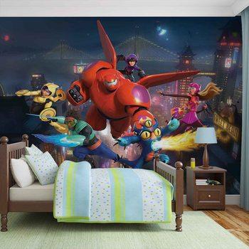 Disney Big Hero 6 Wallpaper Mural