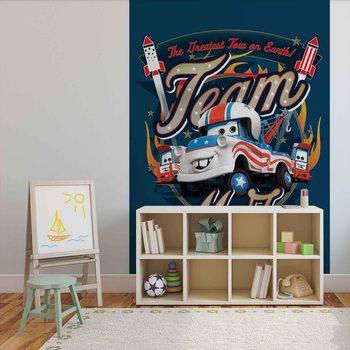 Disney Cars Wallpaper Mural