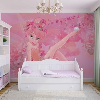 Disney Fairies Tinker Bell Wallpaper Mural