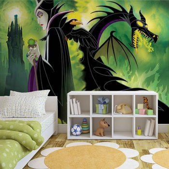 Disney Maleficent Wallpaper Mural