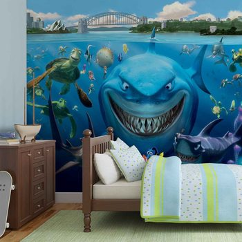 Disney Nemo Wallpaper Mural