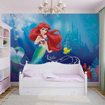 Disney Princesses Ariel Wallpaper Mural