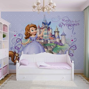 Disney Sofia First Wallpaper Mural