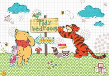 Disney Winnie Pooh Wallpaper Mural