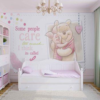 Disney Winnie Pooh Piglet Wallpaper Mural